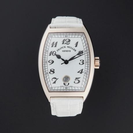 Franck Muller Curvex Vintage Automatic // 7851 SC DT VIN // Store Display