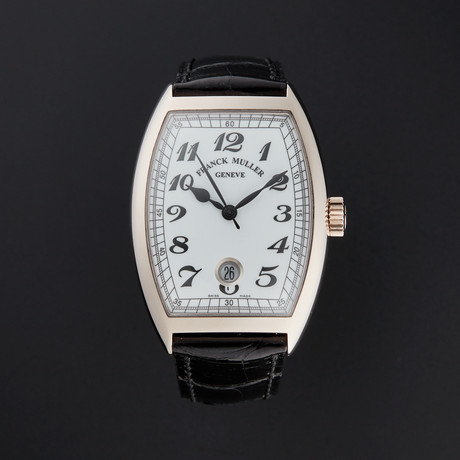 Franck Muller Curvex Vintage Automatic // 7851 SC DT VIN // Unworn