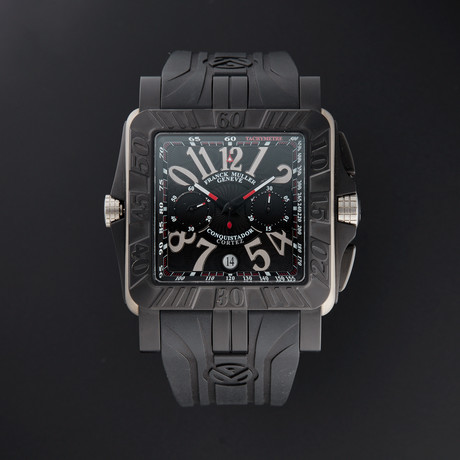 Franck Muller Conquistador Cortez Chronograph Automatic // 10900 CC DT GPG // Store Display
