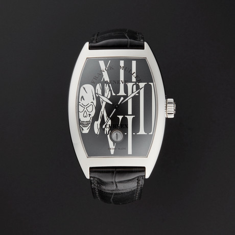 Franck Muller Cintree Curvex Automatic // 7880 SC DT GOTH // Unworn