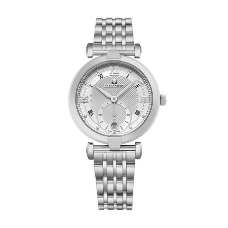 Alexander Watch Ladies Olympias Quartz // A202B-01