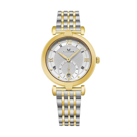 Alexander Watch Ladies Olympias Quartz // A202B-02