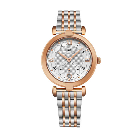 Alexander Watch Ladies Olympias Quartz // A202B-03