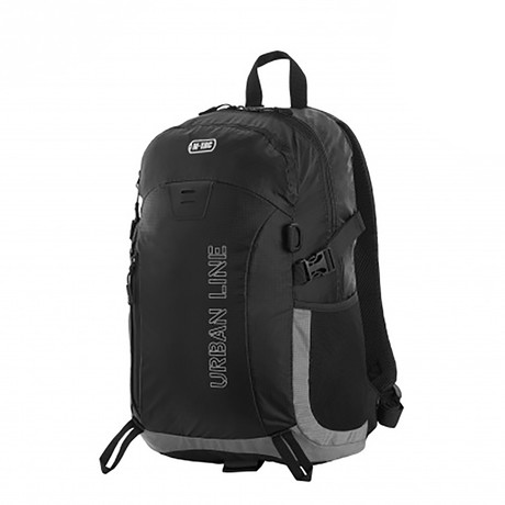 Antwerp Backpack // Black