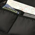 Cardiff Backpack // Black