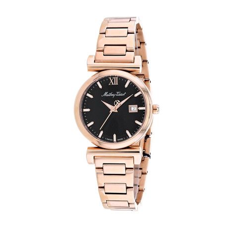 Mathey-Tissot Ladies Elegance Quartz // D410PN