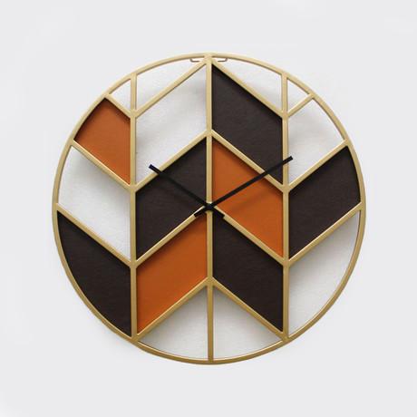 OLIVER (Orange + Brown)