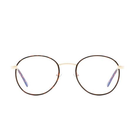 Unisex Omen Blue-Light Blocking Glasses // Tortoise