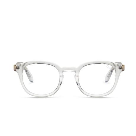 Unisex Walk On Blue-Light Blocking Glasses // Clear