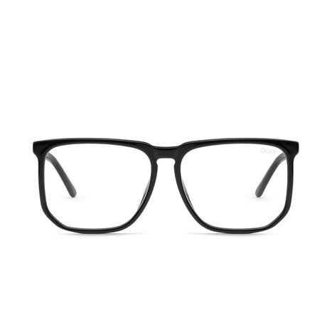 Unisex Stranger Blue-Light Blocking Glasses // Black