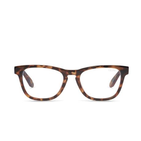 Unisex Hardwire Mini Blue-Light Blocking Glasses // Tortoise