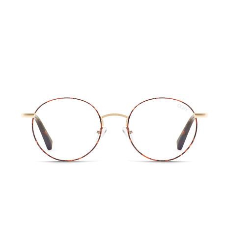 Unisex I See You Blue-Light Blocking Glasses // Tortoise
