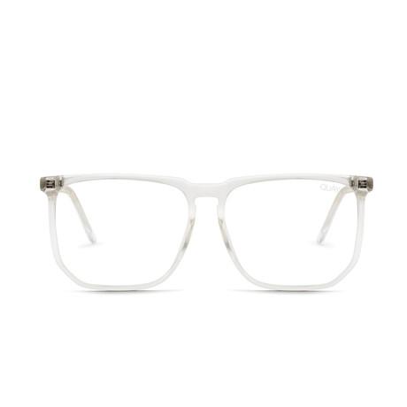 Unisex Stranger Blue-Light Blocking Glasses // Clear