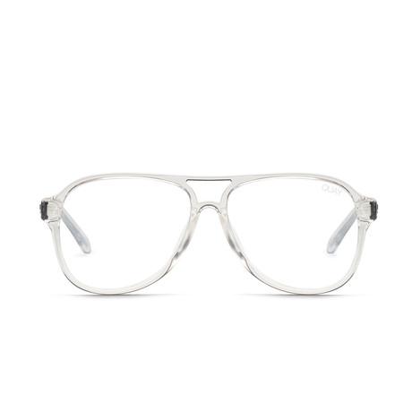 Unisex Still Standing Blue-Light Blocking Glasses // Gold