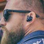 TWS Tiger Earbuds // Black