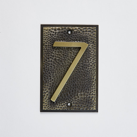 Exhibition House Number 7