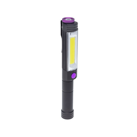LitezAll Jumbo Pen Light + Inspection UV Flashlight // 400 Lumens