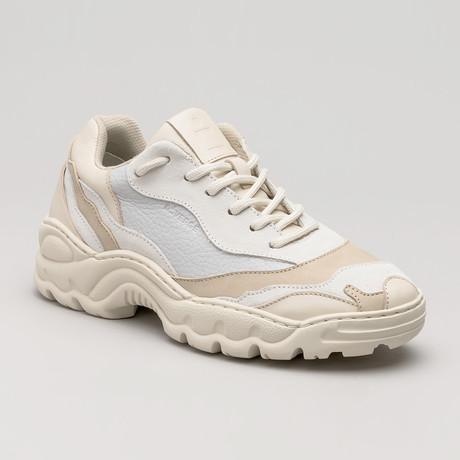 Landscape Sneakers V10 // Mix Beige (Euro: 40)