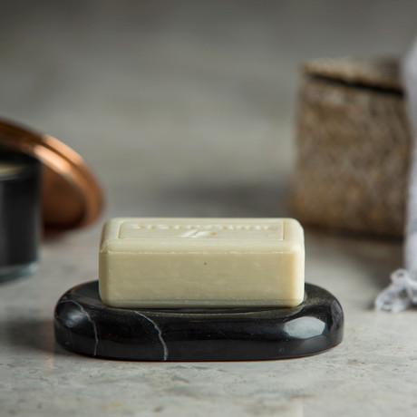 Nero Soap Tray