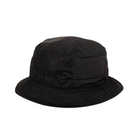 Palm Angels // Logo Bucket Hat // Black