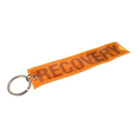 Palm Angels // Work Key Ring // Orange