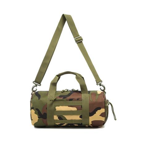 Something Hiding // Jungle Camouflage