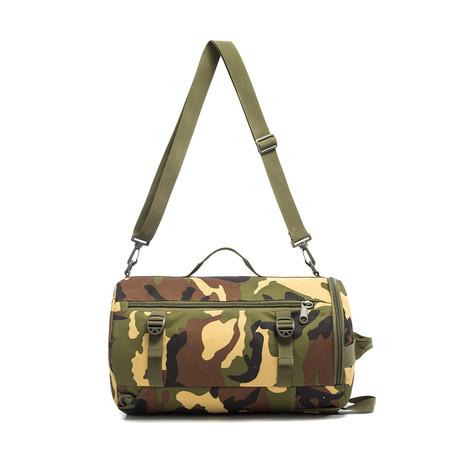 Something Palatial // Jungle Camouflage