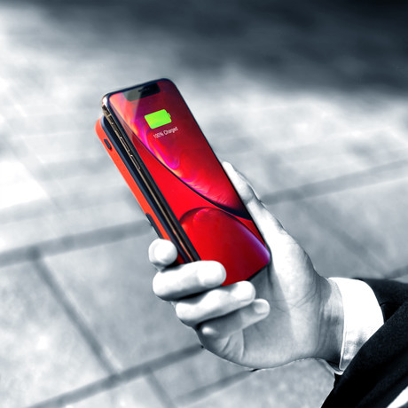 SoloQi PRO // Red