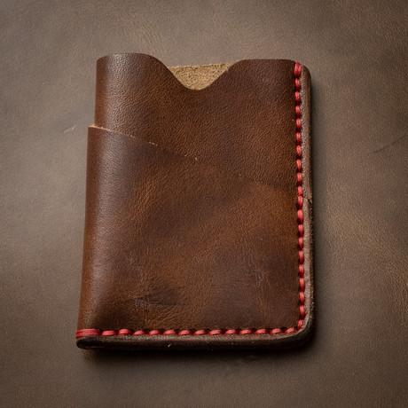 Card Holder // Heritage Brown