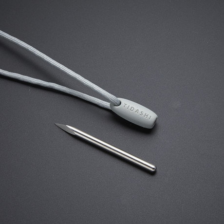 Mini Titanium Knife (Natural)