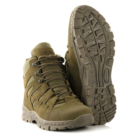 Hot Springs Tactical Boots // Olive (Euro: 37)