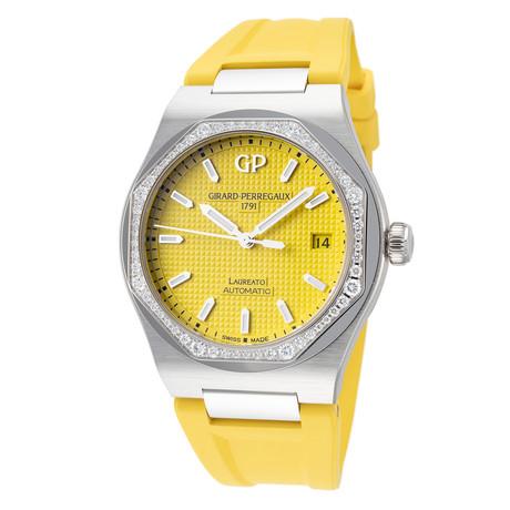 Girard-Perregaux Ladies Laureato Summer Automatic // 81005D11A1826FK3A