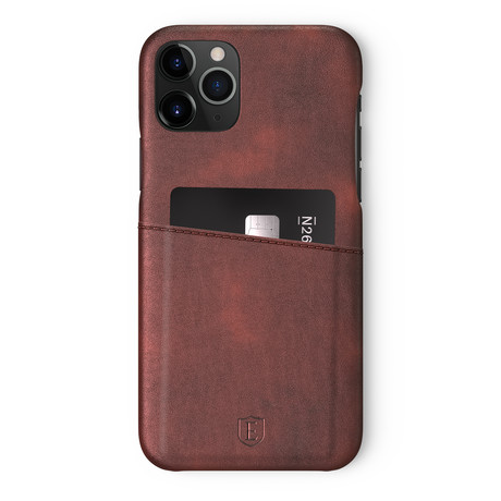 iPhone 11Pro Phone Case // Classic Brown