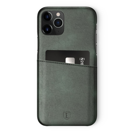 iPhone 11Pro Phone Case // Juniper Green