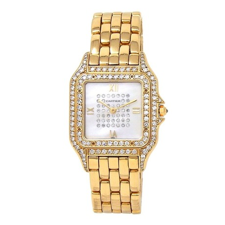 Cartier Ladies Panthere Quartz // Pre-Owned