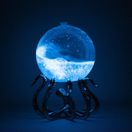 Bioluminescent Bio-Orb + OctoStand