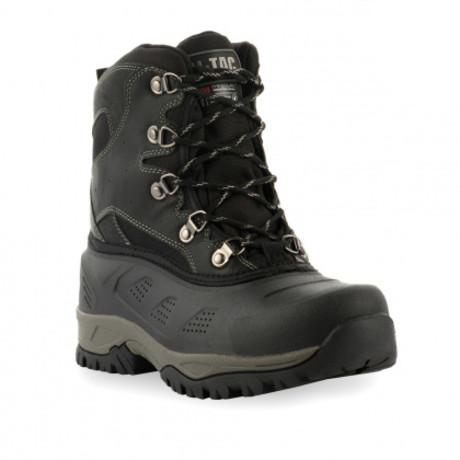 Shasta Hiking Boots // Black (Euro: 37)