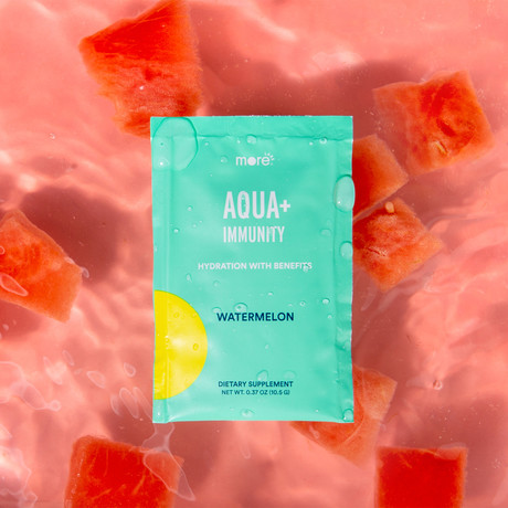 Aqua+ Immunity Watermelon (15 Pack)