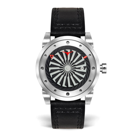Zinvo Blade Silver Automatic // 001-1
