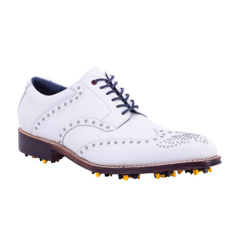 Rocker Golf Shoe // White (US: 8)