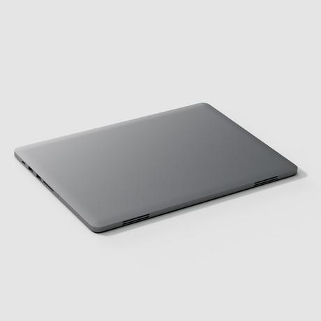 LINEDOCK // External Battery // 9 Ports Hub // 0 GB Storage (Matte Black)