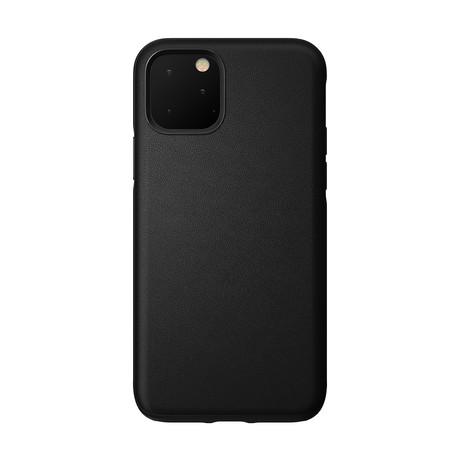 Rugged Case // iPhone 11 Pro (Black)