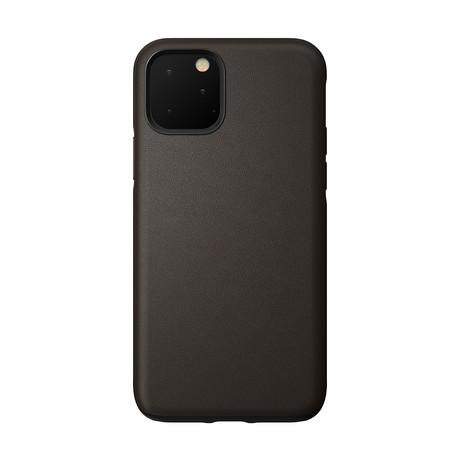 Rugged Case // iPhone 11 Pro Max (Black)