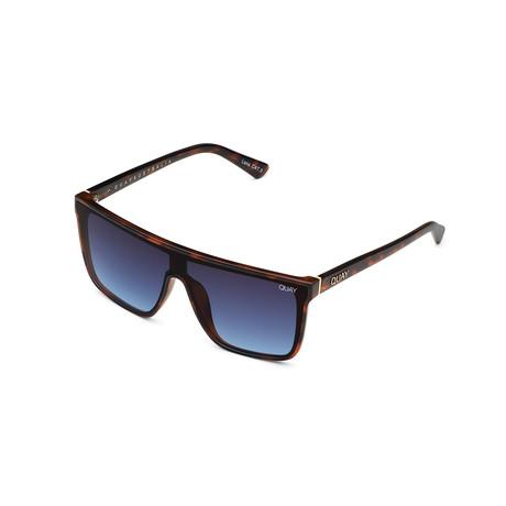 Unisex Nightfall Sunglasses // Tortoise + Navy