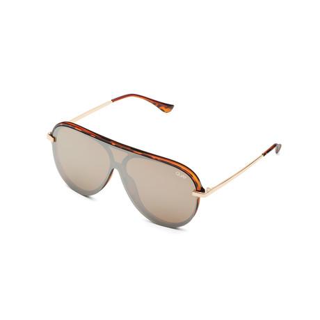 Women's Empire Sunglasses // Tortoise + Brown