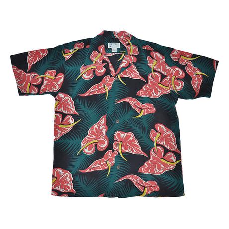 Heart of Hawaii // Black (XS)