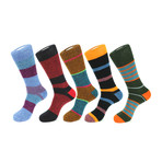 Rocky Boot Socks // Pack of 5