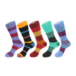Cascade Boot Socks // Pack of 5