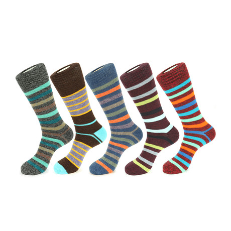 Atlas Boot Socks // Pack of 5