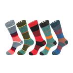 Swiss Boot Socks // Pack of 5